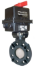 Asahi Fast Pack Type 57 Butterfly Valve with Series 94 Electric Actuator -- 21191