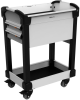 "MultiTek Cart 2 Drawer(s) (23""W X 16""D X 33""H) -- RV-DB33S2F004B -- View Larger Image"