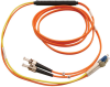 Fiber Optic Mode Conditioning Patch Cable (SC/LC), 1M (3-ft.) -- N424-01M - Image