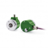 Lika ROTACOD Absolute Encoder with CANopen Output -- ASx58x