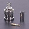 BNC Crimp Plug 50 Ohm RG58/U 8240 -- 10-02001-201 - Image