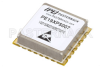 Surface Mount (SMT) 4 GHz Phase Locked Oscillator, 10 MHz External Ref., Phase Noise -98 dBc/Hz, 0.9 inch Package -- PE19XP5007 - Image