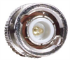RG58C Coaxial Cable, BNC Male / 90° Male, 10.0 ft -- CC58C-10HR -Image