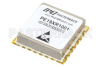 Surface Mount (SMT) 50 MHz Free Running Reference Oscillator, Internal Ref., Phase Noise -150 dBc/Hz, 0.9 inch Package -- PE19XR1001 - Image