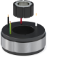 Frameless Torque Motor -- QTR-A-65 - Image
