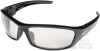 Edge Reclus Safety Glasses with Black Frame and Indoor- -- SR111AR
