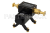 WR-28 Waveguide Direct Read Attenuator, 0 to 50 dB, From 26.5 GHz to 40 GHz, UG-599/U Square Cover Flange, Dial -- PE-W28AT5001 -Image