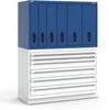 R2V Vertical Drawer Cabinet -- RL-5HJE30004N -Image