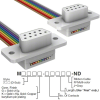 D-Sub Cables -- M7OOK-0906R-ND -Image
