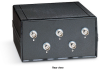 Coax BNC 4-to-1 Manual Desktop Switch -- SW560A-BNC