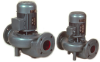 IN-LINE Single Centrifugal Electric Pump -- PTh - T Series