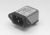 Power Entry Module High Frequency Attenuation -- 60-BHS-020-5-4
