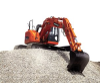 Doosan DX140LCR-3 Crawler Excavator - Image
