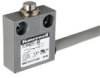 Miniature Enclosed Switches Series 914CE: Top Plunger; 1NC 1NO SPDT Snap Action; 6 foot Cable -- 914CE1-6A