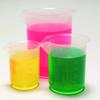 New Style Polypropylene Beakers -- 76184