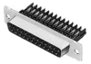 D-Subminiature Connector -- 1-745491-7 - Image
