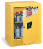 Justrite Aerosol Can Benchtop Safety Cabinet -- CAB425