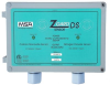 HVAC Gas Monitor -- Z-Gard® DS MPO Dual Gas Sensor -- View Larger Image