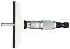 Micrometer Depth Gages, 0-75mm -- 445MDZ-75RL -- View Larger Image