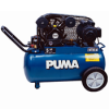 Puma 2-HP 20-Gallon Dual-Voltage Cast-Iron Air Compressor -- Model PK5020