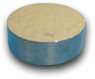 Large samarium cobalt disc magnets -- 18DRE12832 - Image