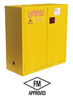 Liquid Safety Flammable Cabinet -- BV Series
