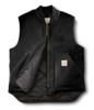 Carhartt Duck Vest/Artic-Quilt Lined
