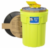 PIG® Spill Kit in 30-Gallon High-Visibility Container -- KIT245 -Image