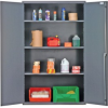 """Heavy-Duty All-Welded Storage Cabinets - 48"""" Wide - QSC-3IS - Image"""