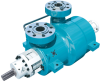 High-pressure Diffuser Barrel Multistage Pumps -- DDHM Series