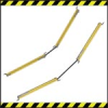 Cascading Safety Light Curtains -- Model CA