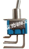 Miniature Toggle Switch -- MTS-202-C4 ON-ON