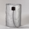 BRISKHEAT Full-Coverage Blanket Drum Heaters -- 7498700