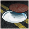 Water Industry - DuraShield Manhole Security Device