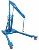 Adjustable Leg Straddle Push Floor Cranes - A Series -- HP2000A