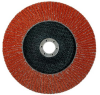 Standard Abrasives 645190 Type 29 Ceramic High Density Flap Disc - 7 in Diameter - 78552 -- 051115-78552