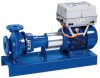 Horizontal, Long-coupled, Single-stage Volute Casing Pump -- Etanorm PumpDrive