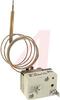 Thermostat; Bulb/Capillary; 85-195 deg.; Adj. set point; SPST, UL 240VAC, 20A -- 70098671