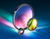 532nm Notch Filter, OD6 Blocking, 25mm Diameter -- NT86-125