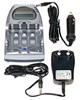 NiMH charger (AA) and (AAA) -- Gossen Metrawatt Z206D (Z206D)