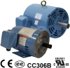 Open Drip Proof Motors, Open Drip Proof Motors -- ODP7.5-18-213T-F2 -Image
