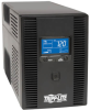 SmartPro LCD 120V 50/60Hz 1500VA 900W Line-Interactive UPS, AVR, Tower, LCD, USB, 10 Outlets -- SMART1500LCDT