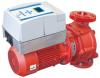 Close-coupled, In-line Circulator Pump -- Etaline PumpDrive