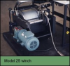 Laval Underground Surveys -- CAM MINI WINCH Model 10