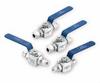 Instrumentation Ball Valve - SBVH360-3S Series (3-Way)