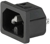 Power Entry Connectors - Inlets, Outlets, Modules -- 486-3781-ND -Image