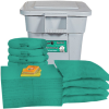 Dawg® 40 Gallon Mobile Container HazMat Spill Kit -- KIT508
