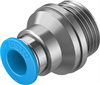 QS-G1/2-12 Push-in fitting -- 186104 -Image
