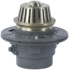 Floor Drain with Dome Strainer -- FD-100-K -- View Larger Image