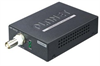 1-Port Long Reach PoE over Coaxial Extender